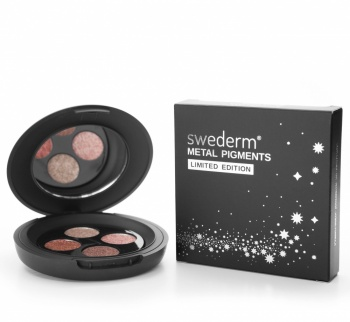 SWEDERM® METAL PIGMENTS LIMITED EDITION